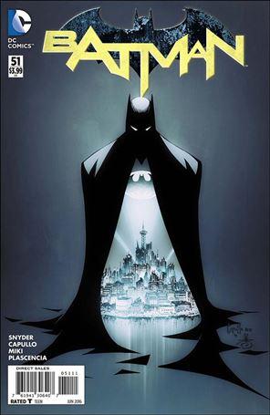 Batman (2011) 51-A
