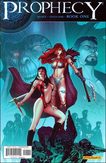 Prophecy 1-A by Dynamite Entertainment