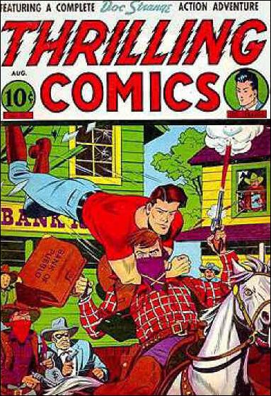 Thrilling Comics (1940) 55-A by Standard