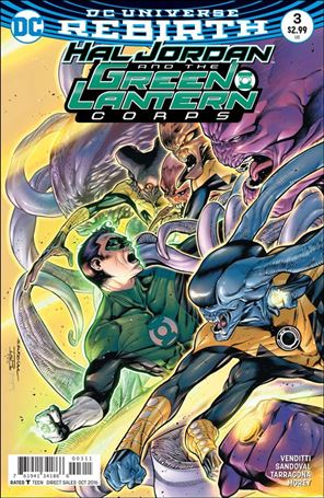 Hal Jordan and the Green Lantern Corps 3-A