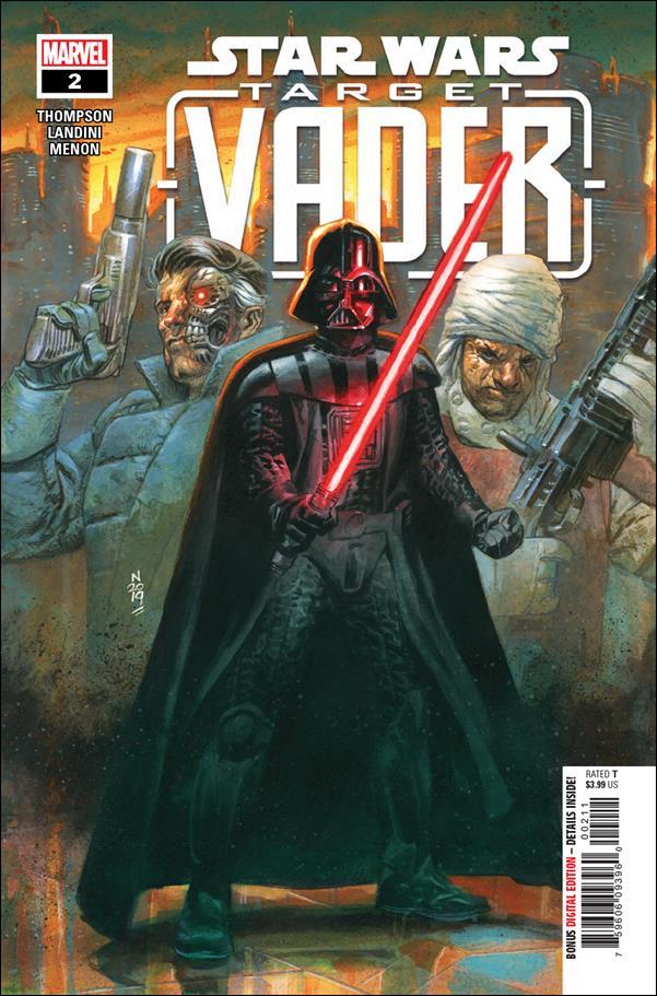 Star Wars: Target Vader 2-A by Marvel