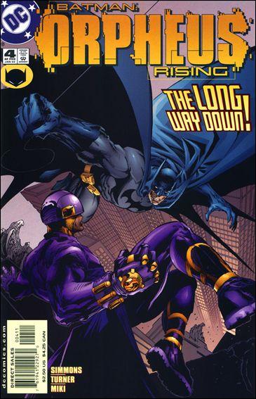Batman: Orpheus Rising 4-A by DC