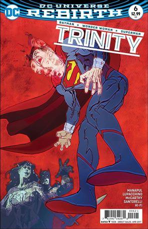 Trinity (2016) 6-B