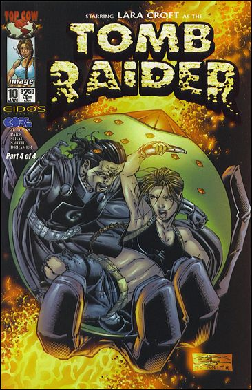 Tomb Raider: The Series 10-C by Top Cow
