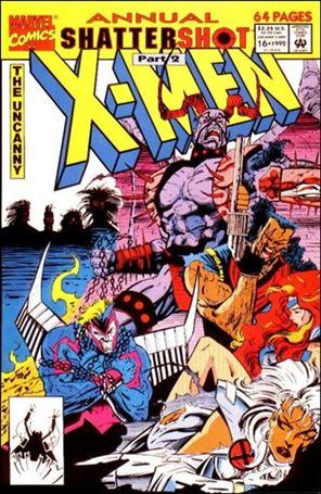 Uncanny X-Men Annual (1970) 16-A