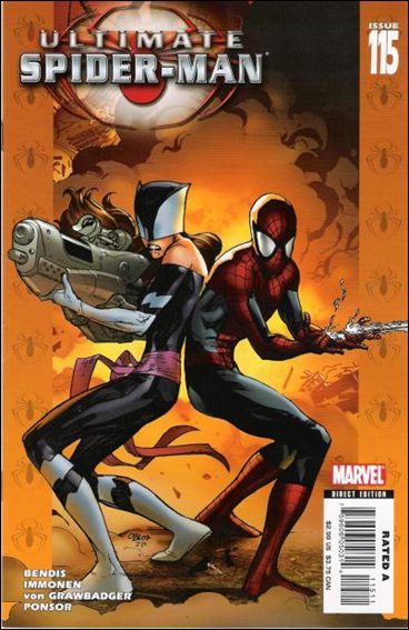 Ultimate Spider-Man (2000) 115-A by Marvel