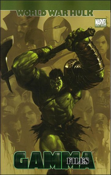 World War Hulk: Gamma Files nn-A by Marvel