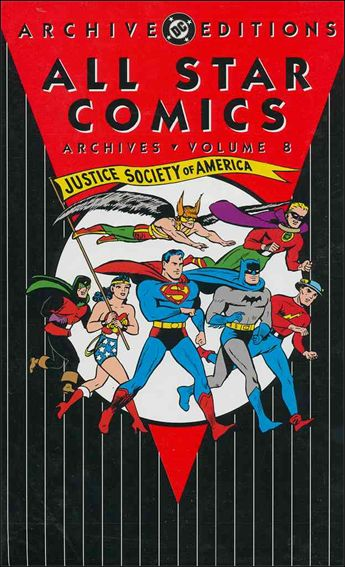 All Star Comics Archives 8-A by DC