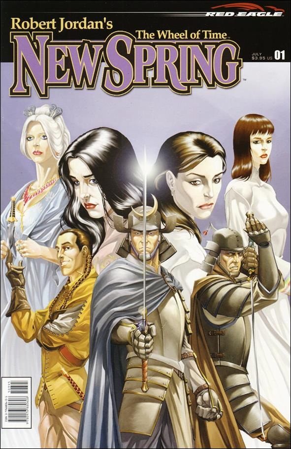 Wheel of Time: New Spring 1-A by Red Eagle