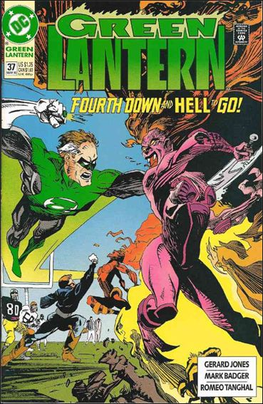 Green Lantern (1990) 37-A by DC