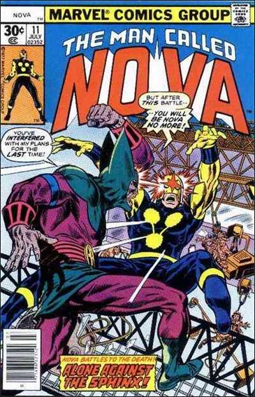 Nova (1976) 11-A by Marvel