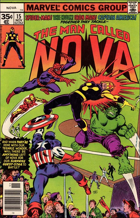 Nova (1976) 15-A by Marvel