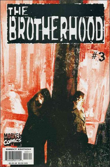 Brotherhood 3-A by Marvel