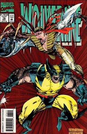 Wolverine (1988)  76-A