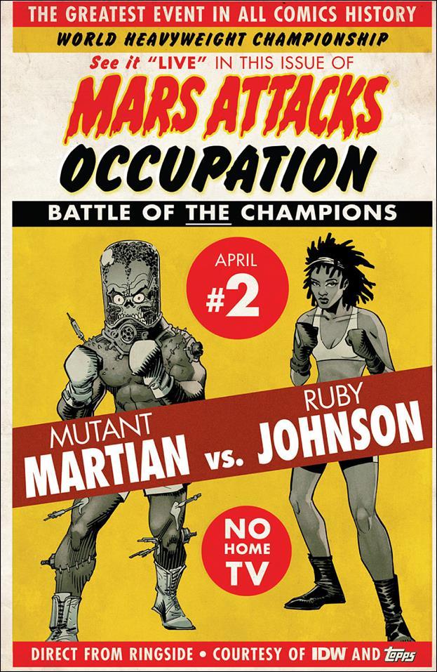 Mars Attacks: Occupation 2-A