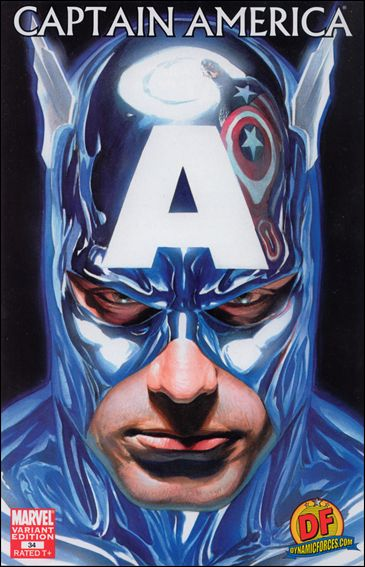Captain America (2005) 34-C by Marvel