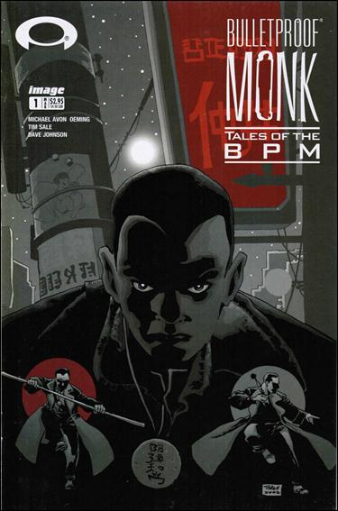 Bulletproof Monk: Tales of the BPM 1-B by Image