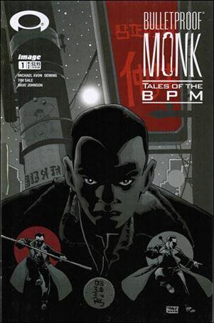 Bulletproof Monk: Tales of the BPM 1-B