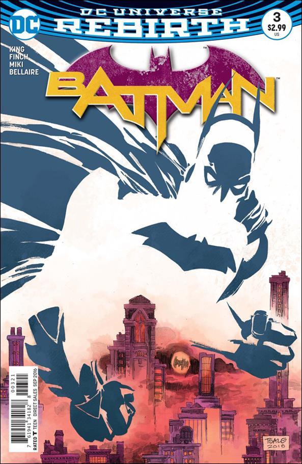 Batman (2016) 3-B by DC