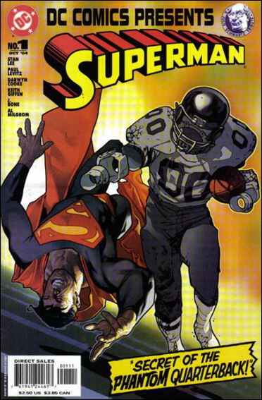 DC Comics Presents: Superman (2004) 1-A by DC
