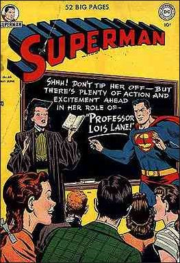 Superman (1939) 64-A by DC
