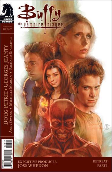 Buffy the Vampire Slayer Season Eight 26-A by Dark Horse