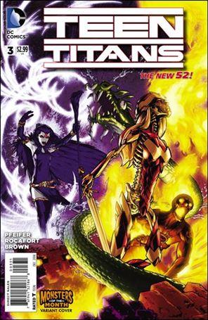 Teen Titans (2014) 3-B