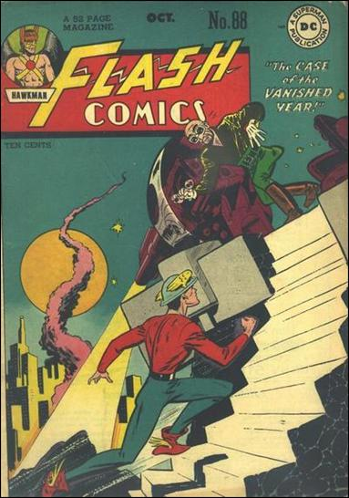 Flash Comics (1939) 88-A by DC