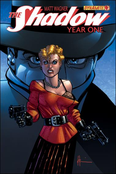 Shadow Year One 4-D by Dynamite Entertainment
