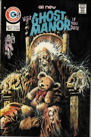 Ghost Manor (1971) 23-A by Charlton