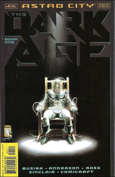 Astro City: Dark Age/Book One 4-A by WildStorm Signature