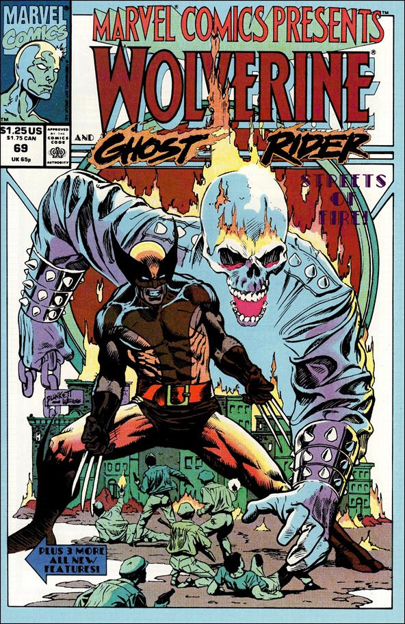 Marvel Comics Presents (1988) 69-A by Marvel