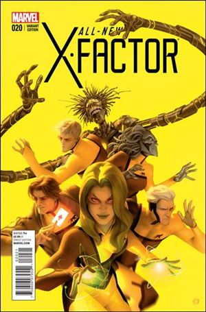 All-New X-Factor 20-B