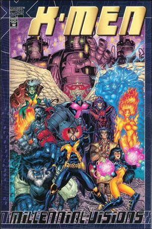X-Men: Millennial Visions 1-A
