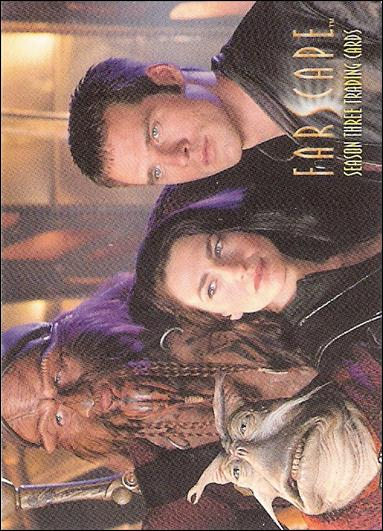 Farscape: Season Three (Base Set) 146-A by Rittenhouse