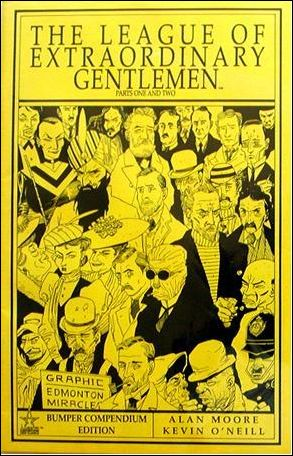 League of Extraordinary Gentlemen Bumper Compendium Edition (1999) nn-A by America's Best Comics