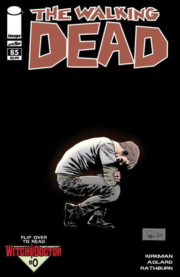Walking Dead (2003) 85-A by Image