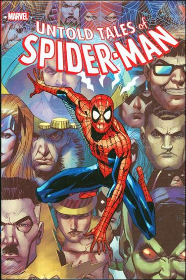 Untold Tales of Spider-Man Omnibus 1-A by Marvel