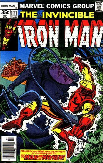Iron Man (1968) 111-A by Marvel