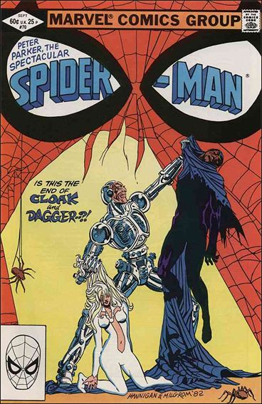 Spectacular Spider-Man (1976) 70-A by Marvel