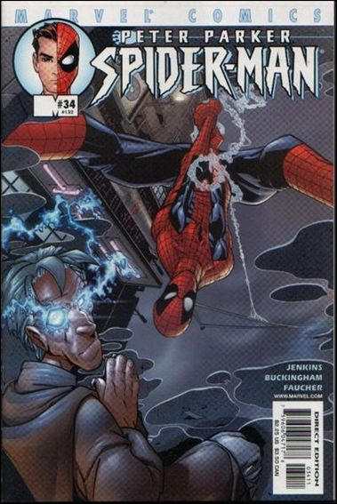 Peter Parker: Spider-Man 34-A by Marvel