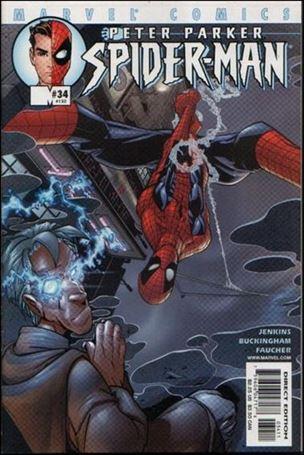 Peter Parker: Spider-Man 34-A