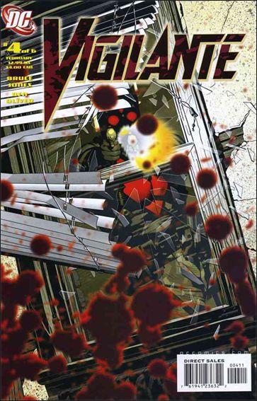 Vigilante (2005) 4-A by DC