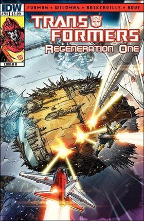 Transformers: Regeneration One 94-A