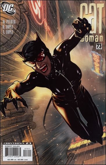 Catwoman (2002) 73-A by DC
