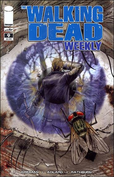 Walking Dead Weekly 9-A by Image