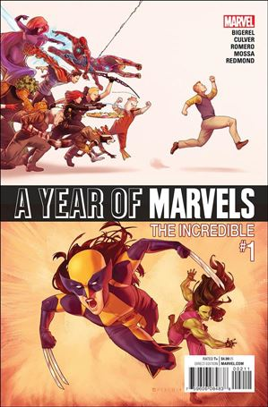 Year of Marvels: The Incredible 1-A