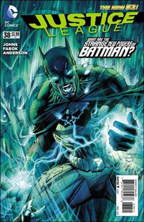 Justice League (2011) 38-A