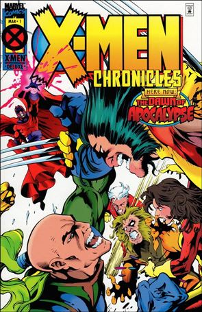 X-Men Chronicles 1-A