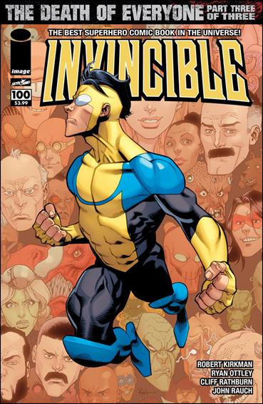 Invincible 100-A by Skybound Entertainment